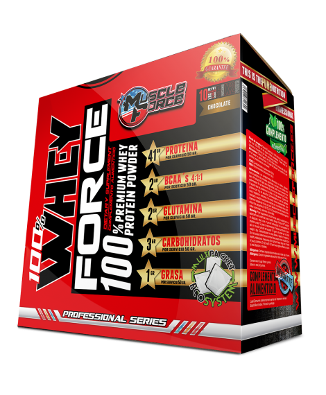Whey Force Box