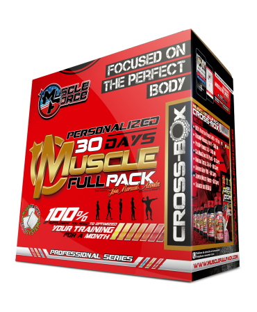 Muscle Full Pack Cross Box