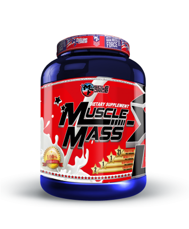 Muscle Mass XXL Bottle