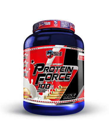 Protein Force 5 Mix Bottle