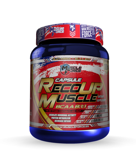RecoUP Muscle Capsule