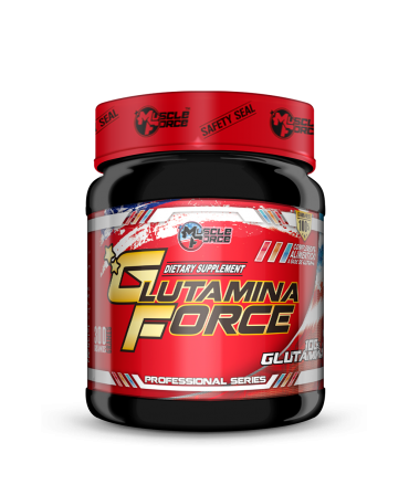 MF GLUTAMINA FORCE 500 GR